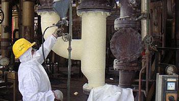 Hot Pipe Coating het isolatiesysteem voor hete pijpleidingen