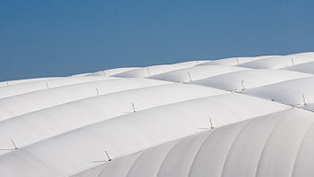 Hypertectum ® AR Coating - Waterdicht maken en protectie van stadiums