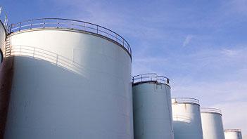 Tank coating voor storage tanks